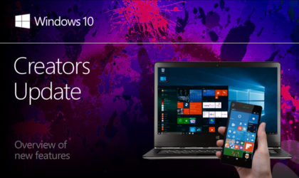 Windows 10 Creators Update – both sides of the story!